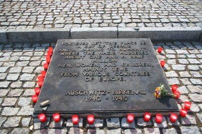 Auschwitz-Birkenau Memorials