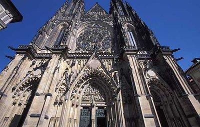 St. Vitus Cathedral (Chrám svatého Víta)