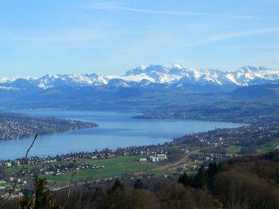 Uetilberg Mountains