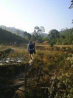 Trekking near Chiang Mai