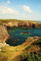 St Davids coast, Pembrokeshire, Wales