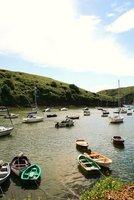 Harbour, Lower Solva, Pembrokeshire, Wales