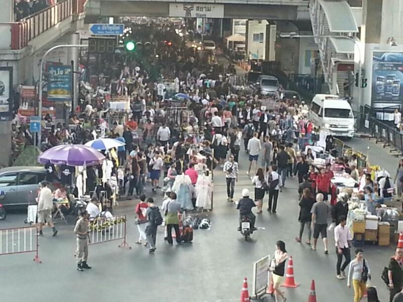 bangkok protests 2