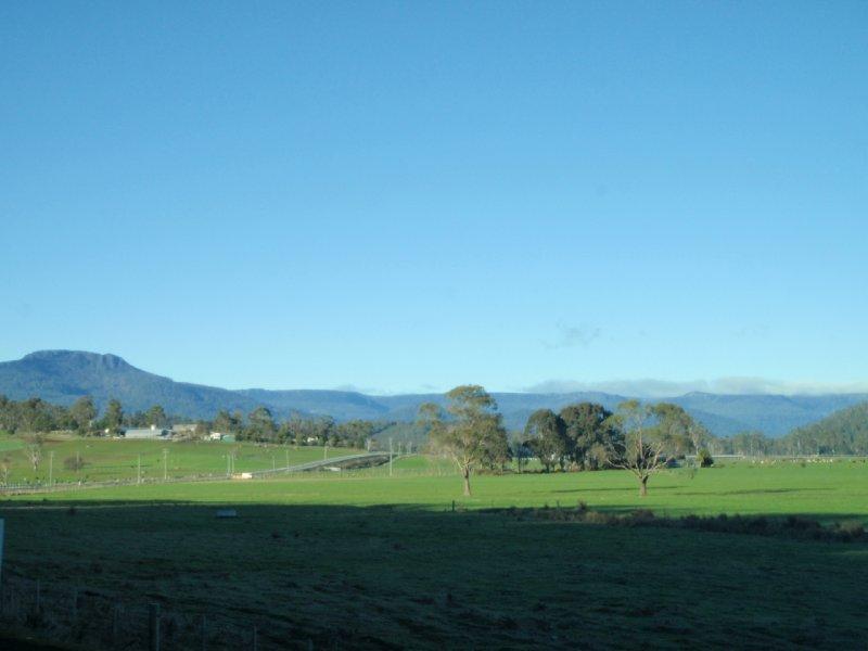 View near Deloraine