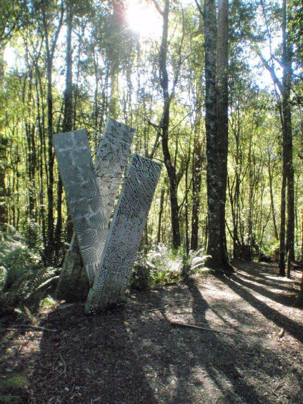 Stratose Sculpture