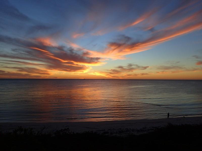 Sandy Cape Sunset