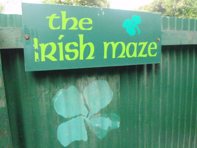 The Irish Maze