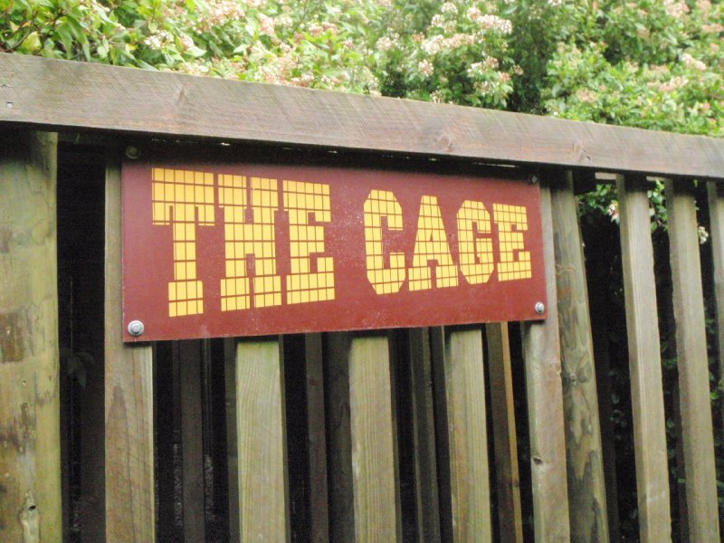 The Cage Maze