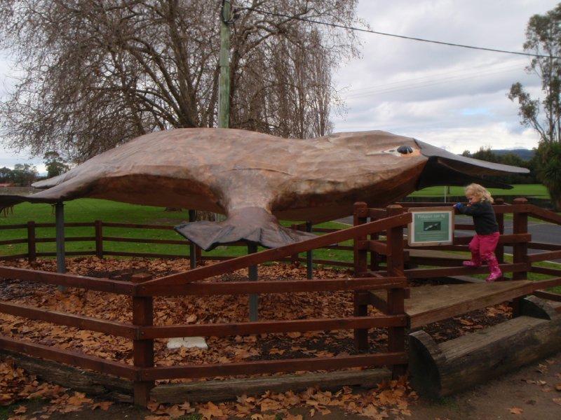 Axeman's platypus