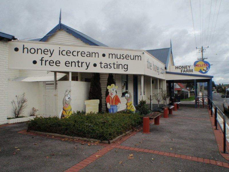 The honey farm museum