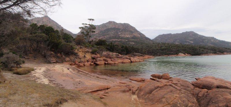 Near Honeymoon Bay