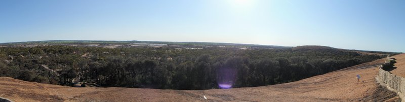 View from Hyden Rock