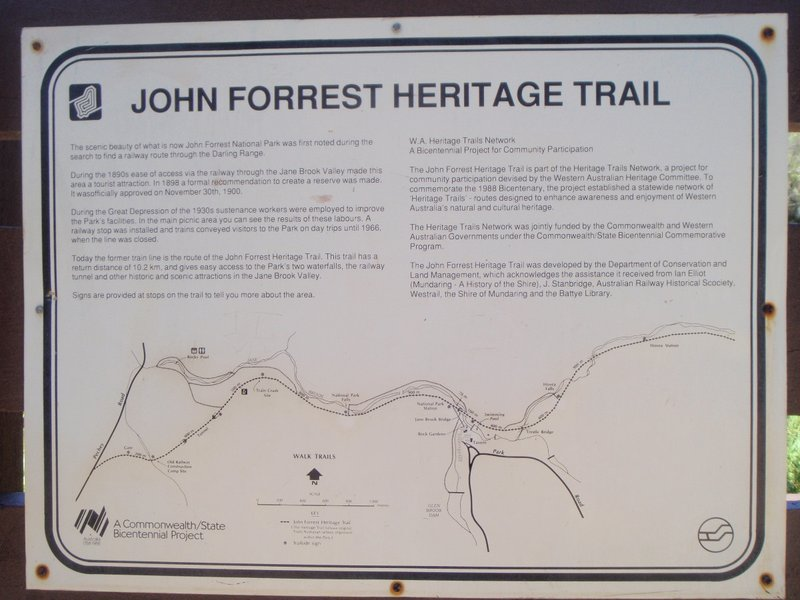 John Forest Heritage Trail