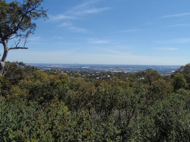 Lookout over Perth