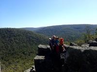 Kurliiny Tjenangitj Trail Lookout