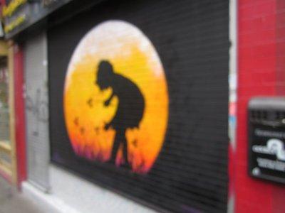 Alternative London - Street Art