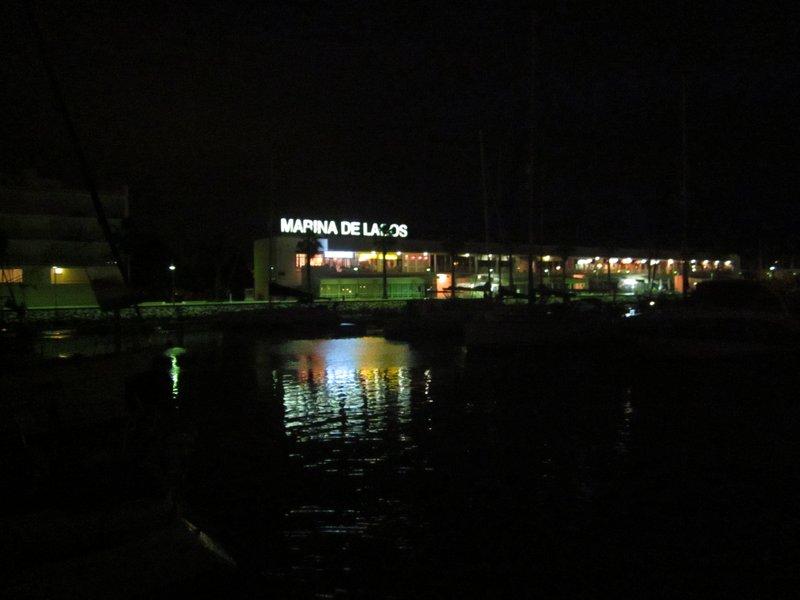 Lagos Portugal - Marina De Lagos.