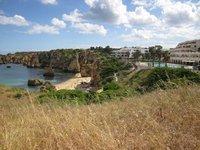 Lagos Portugal - Grottos Walk