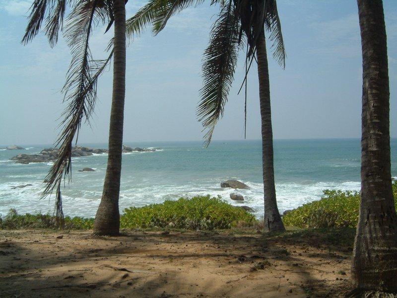 Southern coast