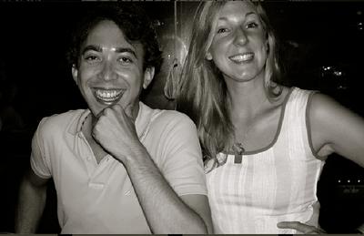 Yuval and I