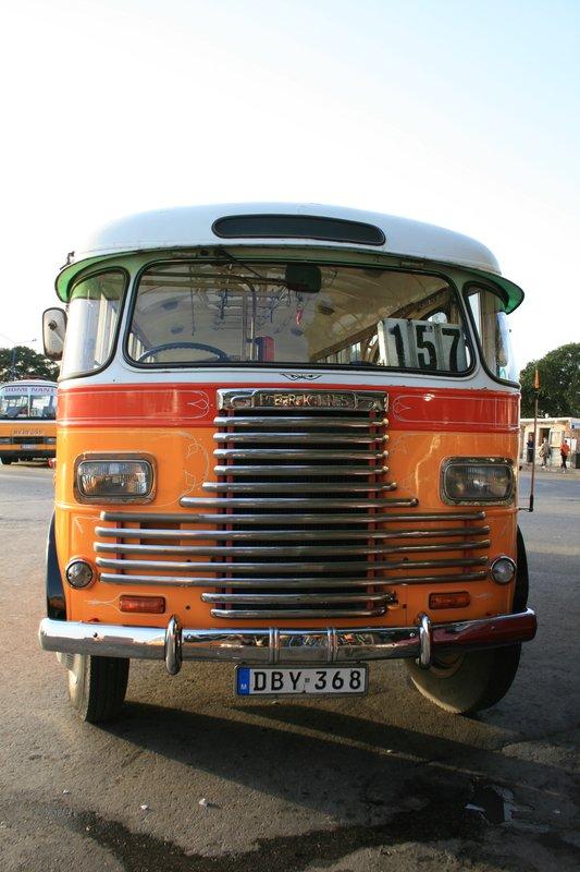 The Malta Bus!