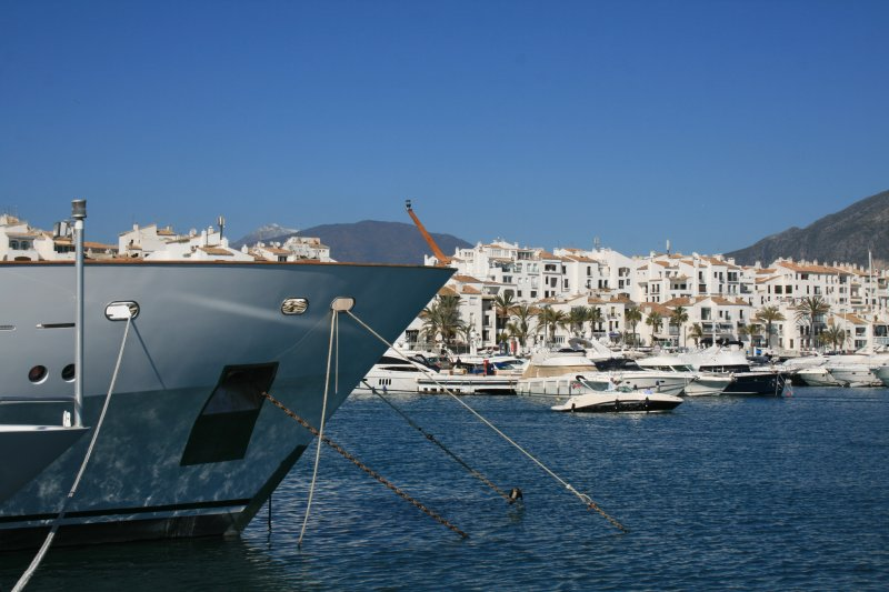 Marbella yachts