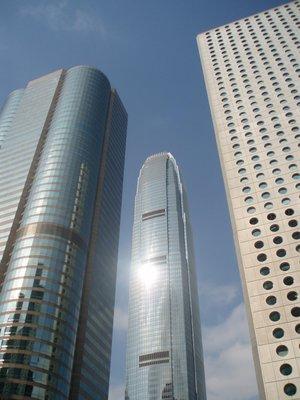Skyscrapers - Central, Hong Kong Island