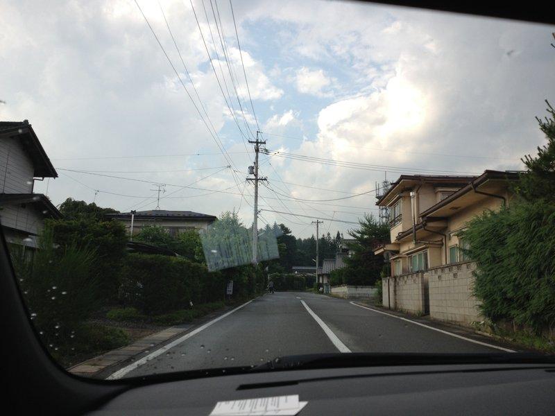 Downtown Karuizawa