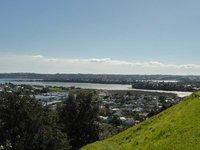 Vista subiendo el Mount Victoria