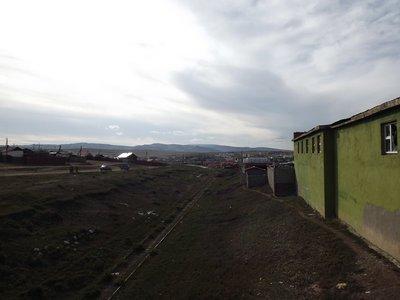 View on Nalaikh