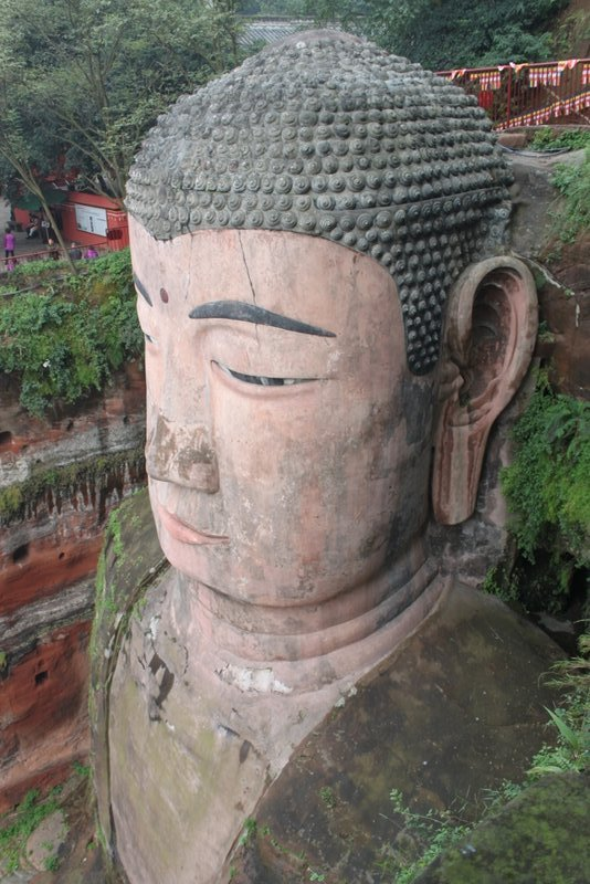 The world's largest Buddha