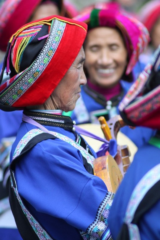 Dancing Sani