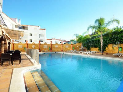Spacious Apartment in Montechoro, Albufeira, Portugal