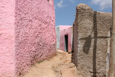 Little streets of Harar