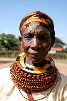 Turkana dancer Isiolo