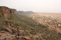 endless spaces of Africa (Dogon country) 1