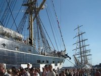 Tall ships are so beautiful!!