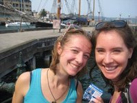 Tickets for the tall ships