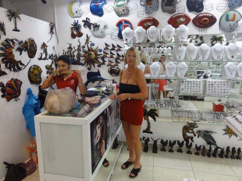 Shopping in Playa del Carmen