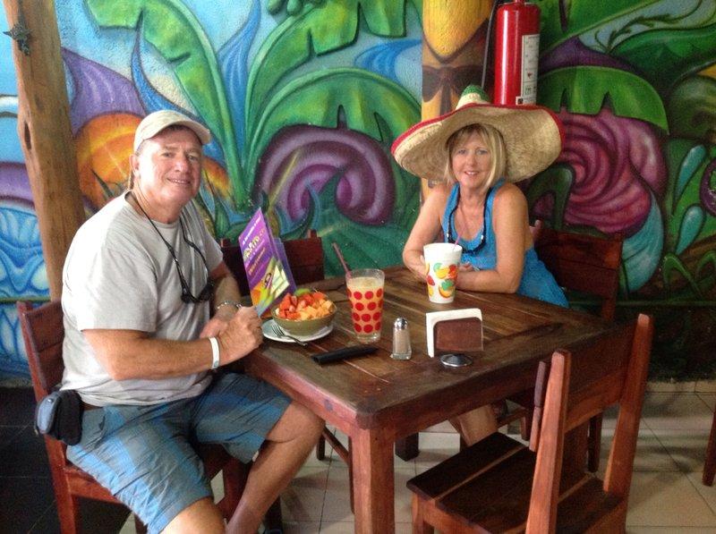 At Nativo in Playa del carmen