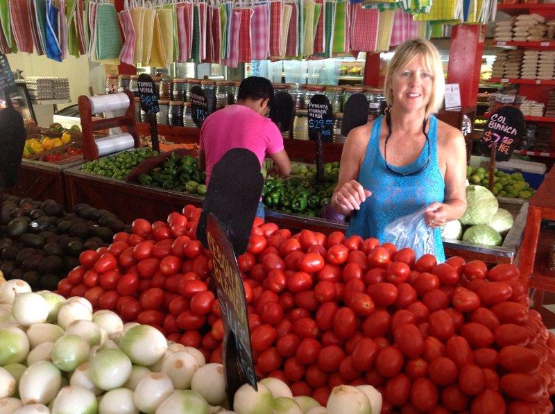 DAC Produce Market