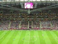 Warszawa, Euro 2012 semifinal Germany - Italy