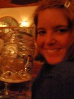 Me at Hofbräuhaus in Munich!