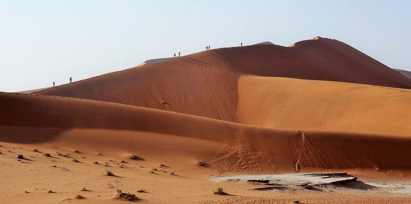 Sossusviei Dunes