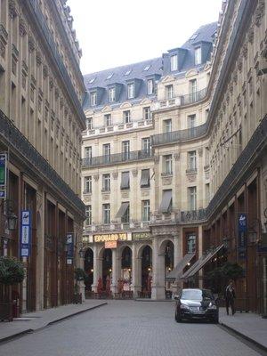 Typical Haussmann architecture - 1