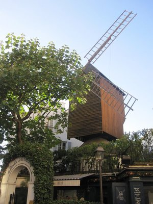 One of the windmills