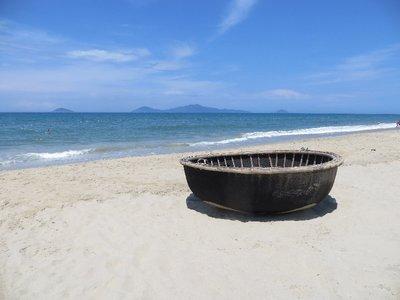 Beach near Hoi An