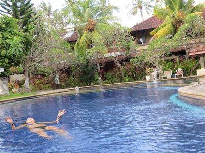 Pool in Lovina
