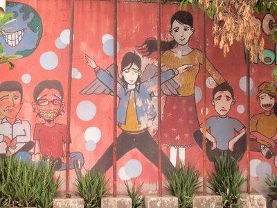 Street art, Yogya