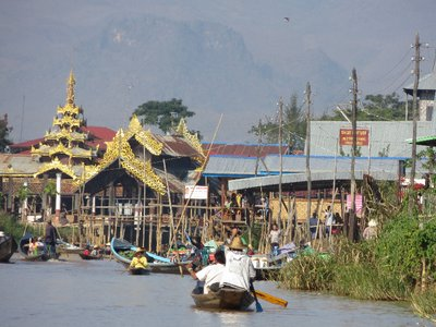 Villages around Inle